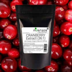 Cranberry Extract 21000mg Capsules