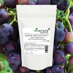 Grape Seed Extract 120:1 Vegan Powder