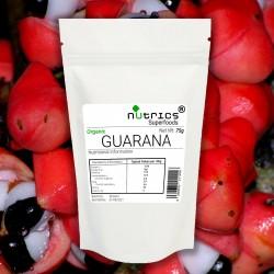 Guarana Seed Vegan Powder (Organic)