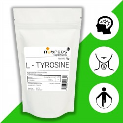 L Tyrosine Vegan Powder