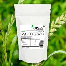 Wheatgrass Vegan Powder Superfood (Organic)
