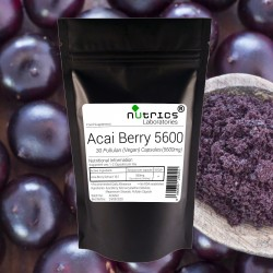 Acai Berry  Extract 5,600mg V Capsules