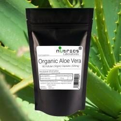 Aloe Vera (Organic) 520mg V Capsules