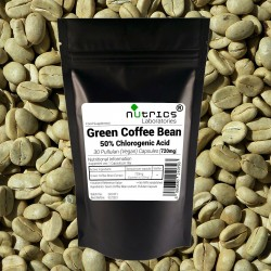 Green Coffee Bean Extract 7,200mg V Capsules