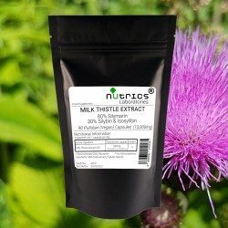 Milk Thistle Extract 13,000mg V Capsules