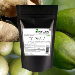 Triphala (Organic)  650mg V Capsules
