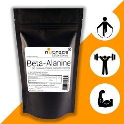 Beta Alanine 740mg Capsules