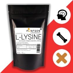 L Lysine 755mg Capsules
