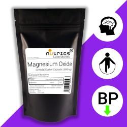 Elemental Magnesium 350mg Capsules