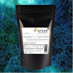 ACETYL L CARNITINE ALCAR - 630mg - 90 Capsules