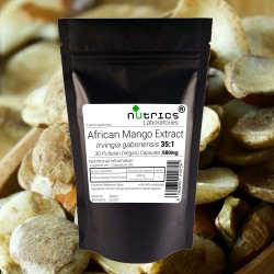 African Mango Extract 23,800mg V Capsules