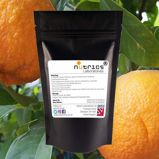 Citrus Aurantium Bitter Orange 730mg Capsules