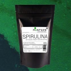 Spirulina 670mg Capsules