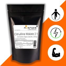 Citrulline Malate 750mg Capsules